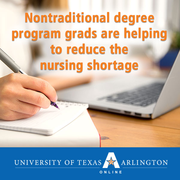 More Nontraditional Students Are Getting Into Nursing