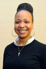 Dr. Joy Jackson, microbiologist and assistant professor in UTA's online BSPH program