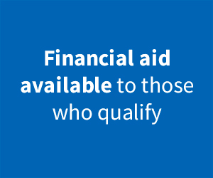 Financial aid is available for master's in nursing programs
